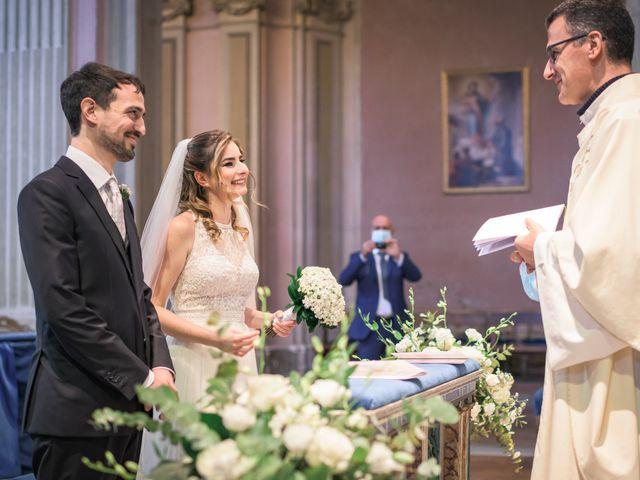 Il matrimonio di Silvia e Marco a Roma, Roma 28