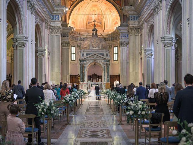 Il matrimonio di Silvia e Marco a Roma, Roma 29
