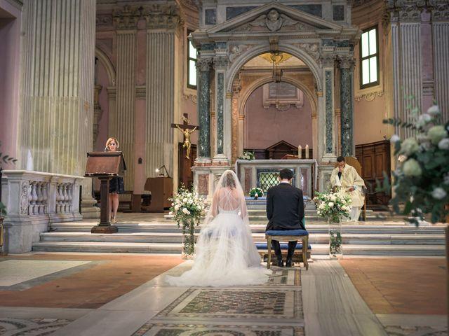 Il matrimonio di Silvia e Marco a Roma, Roma 30
