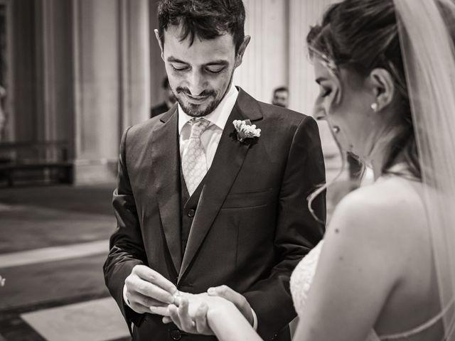 Il matrimonio di Silvia e Marco a Roma, Roma 33