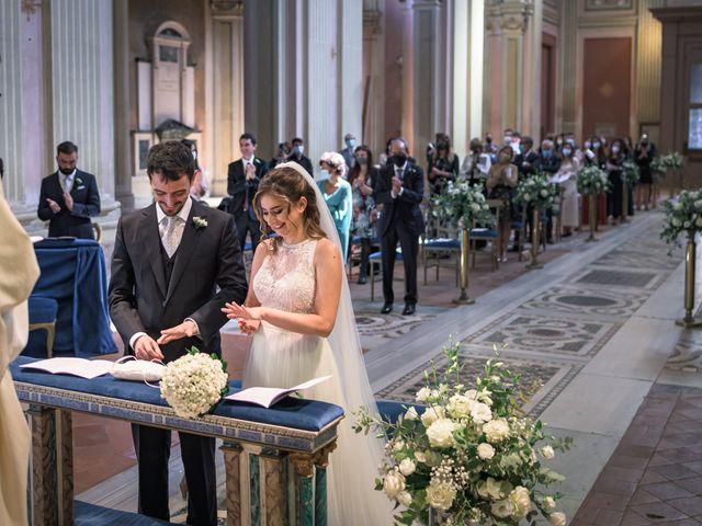 Il matrimonio di Silvia e Marco a Roma, Roma 35