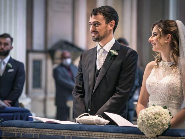 Il matrimonio di Silvia e Marco a Roma, Roma 37