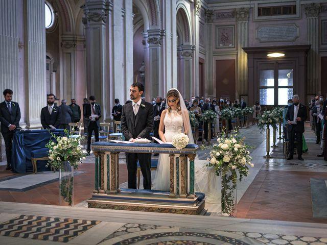 Il matrimonio di Silvia e Marco a Roma, Roma 38