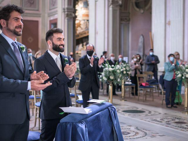 Il matrimonio di Silvia e Marco a Roma, Roma 39