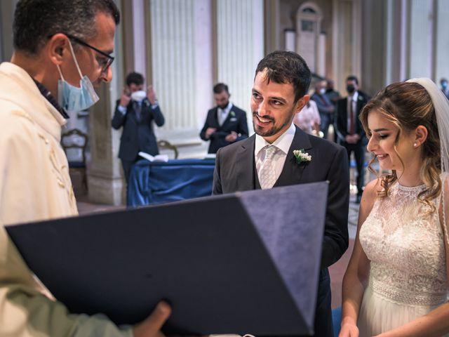 Il matrimonio di Silvia e Marco a Roma, Roma 40