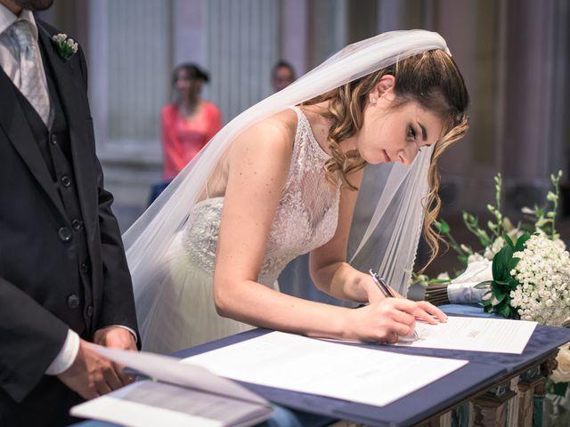 Il matrimonio di Silvia e Marco a Roma, Roma 41