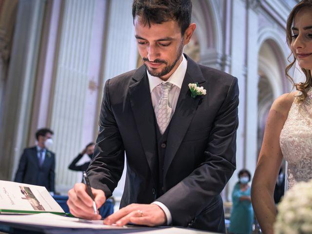Il matrimonio di Silvia e Marco a Roma, Roma 42