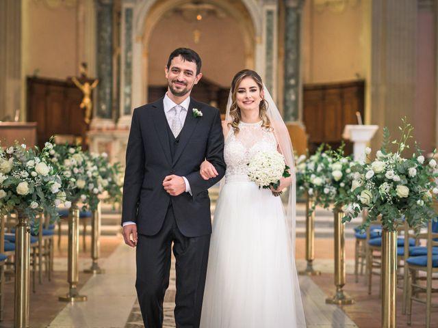 Il matrimonio di Silvia e Marco a Roma, Roma 44