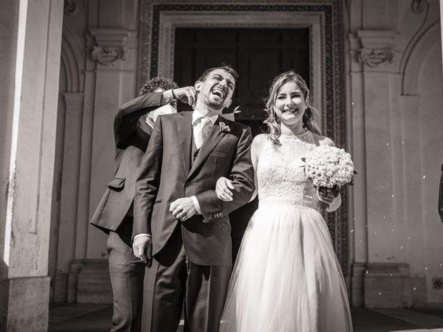 Il matrimonio di Silvia e Marco a Roma, Roma 46