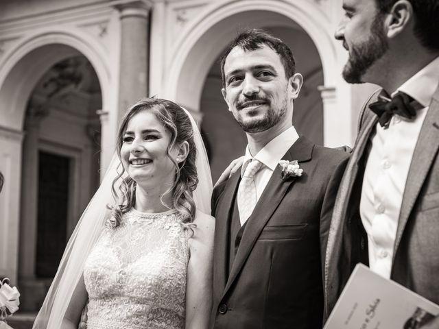 Il matrimonio di Silvia e Marco a Roma, Roma 47