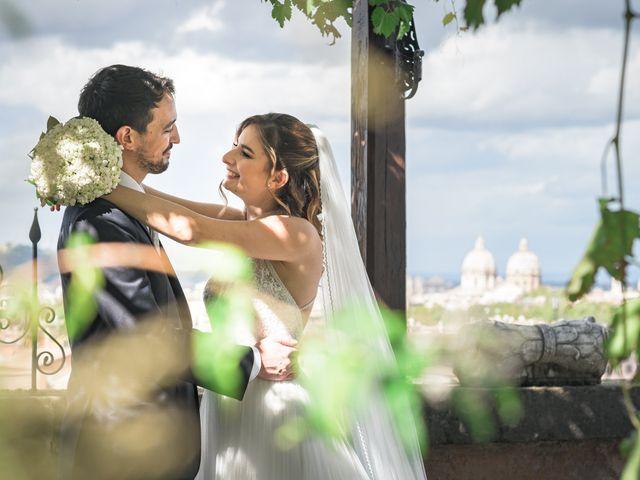 Il matrimonio di Silvia e Marco a Roma, Roma 50