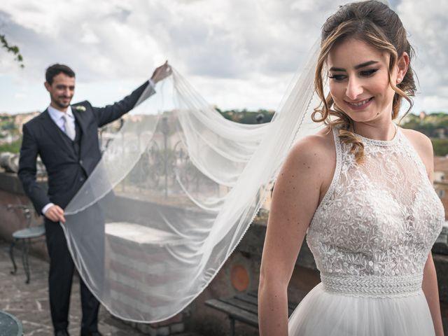 Il matrimonio di Silvia e Marco a Roma, Roma 53