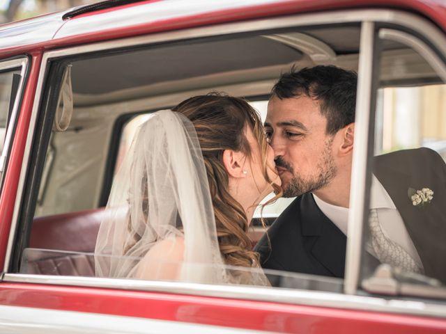 Il matrimonio di Silvia e Marco a Roma, Roma 55