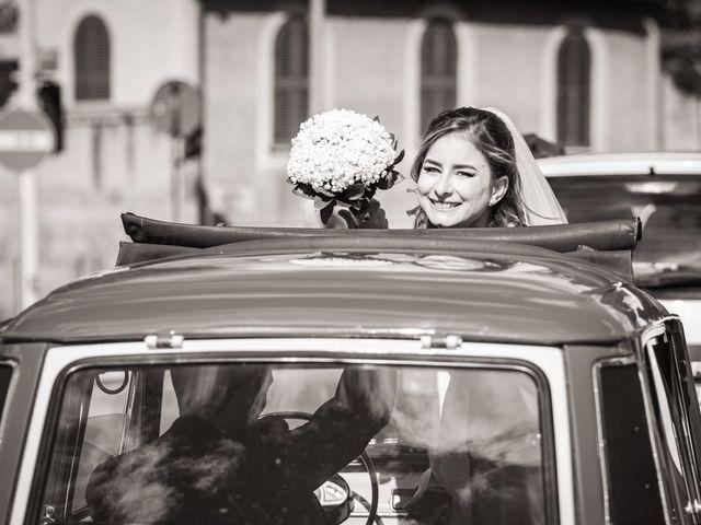 Il matrimonio di Silvia e Marco a Roma, Roma 57