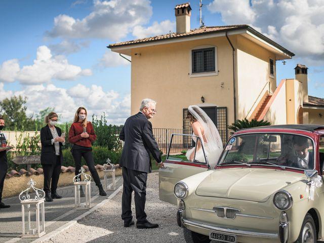Il matrimonio di Silvia e Marco a Roma, Roma 68