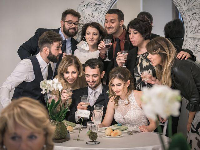 Il matrimonio di Silvia e Marco a Roma, Roma 74