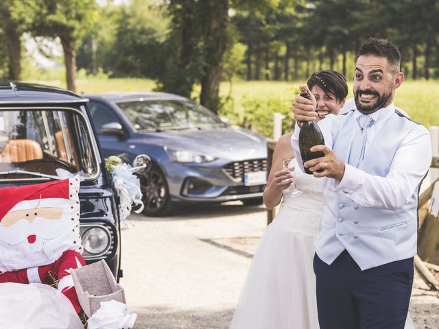 Il matrimonio di Daniele e Laura a Gerbole di Volvera, Torino 64