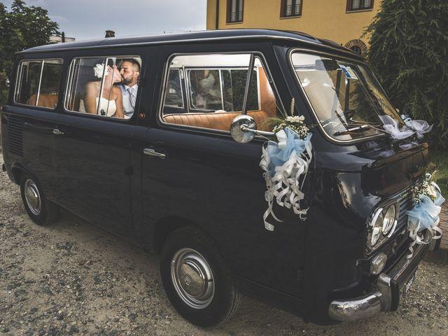 Il matrimonio di Daniele e Laura a Gerbole di Volvera, Torino 2