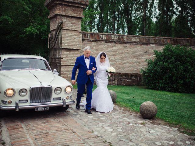 Il matrimonio di Sergio e Irina a Modena, Modena 12