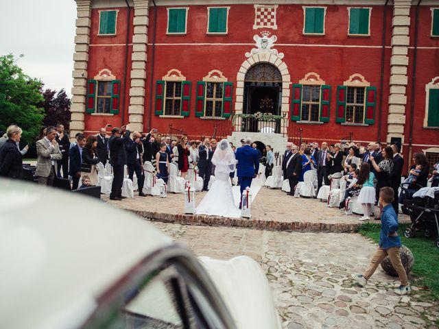 Il matrimonio di Sergio e Irina a Modena, Modena 13