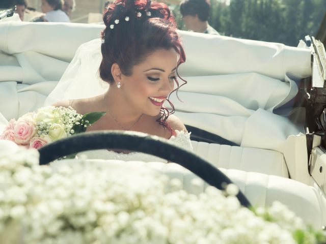 Il matrimonio di Giorgio e Angela a Ruffano, Lecce 17