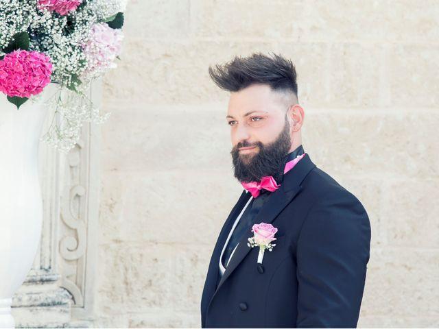 Il matrimonio di Giorgio e Angela a Ruffano, Lecce 18