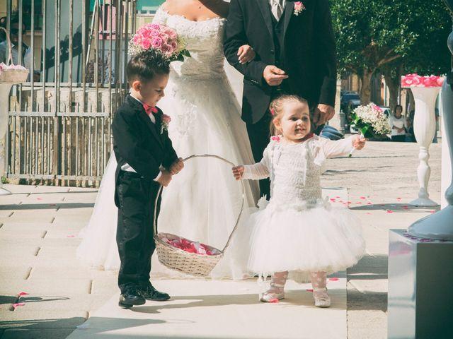 Il matrimonio di Giorgio e Angela a Ruffano, Lecce 19
