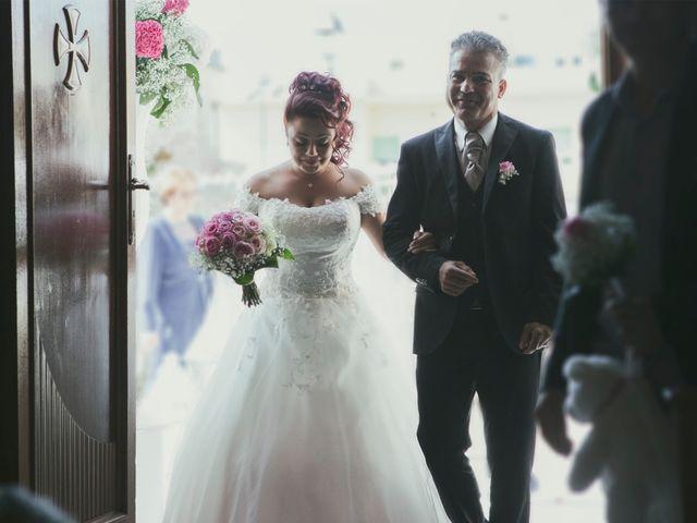 Il matrimonio di Giorgio e Angela a Ruffano, Lecce 20