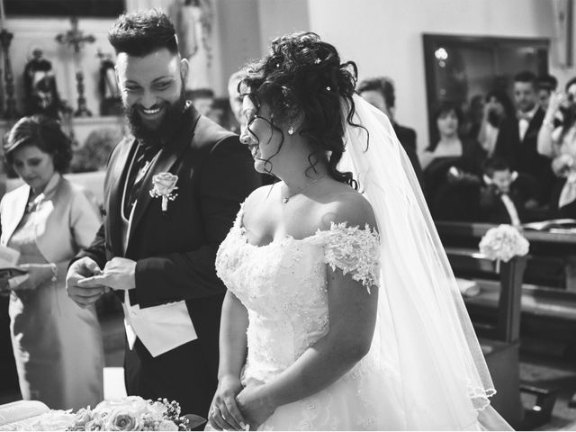 Il matrimonio di Giorgio e Angela a Ruffano, Lecce 27