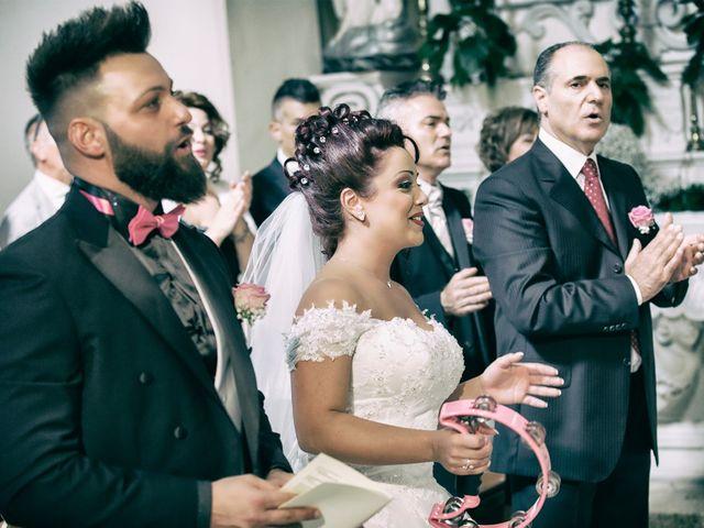 Il matrimonio di Giorgio e Angela a Ruffano, Lecce 28