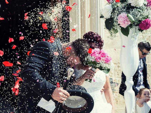 Il matrimonio di Giorgio e Angela a Ruffano, Lecce 31