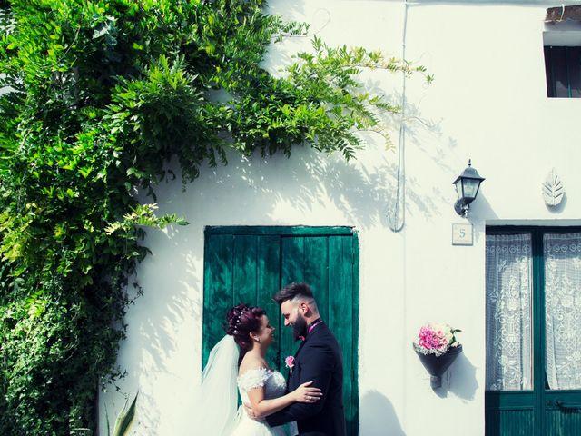 Il matrimonio di Giorgio e Angela a Ruffano, Lecce 33