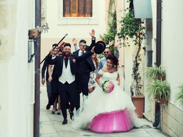 Il matrimonio di Giorgio e Angela a Ruffano, Lecce 36