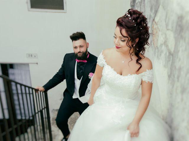 Il matrimonio di Giorgio e Angela a Ruffano, Lecce 37