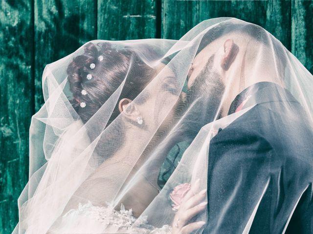 Il matrimonio di Giorgio e Angela a Ruffano, Lecce 38