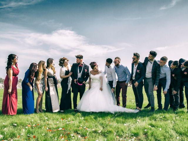 Il matrimonio di Giorgio e Angela a Ruffano, Lecce 41
