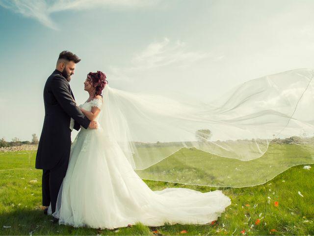Il matrimonio di Giorgio e Angela a Ruffano, Lecce 42