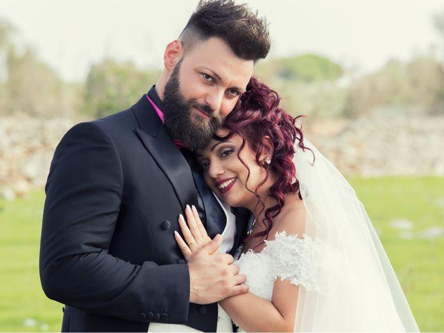 Il matrimonio di Giorgio e Angela a Ruffano, Lecce 45
