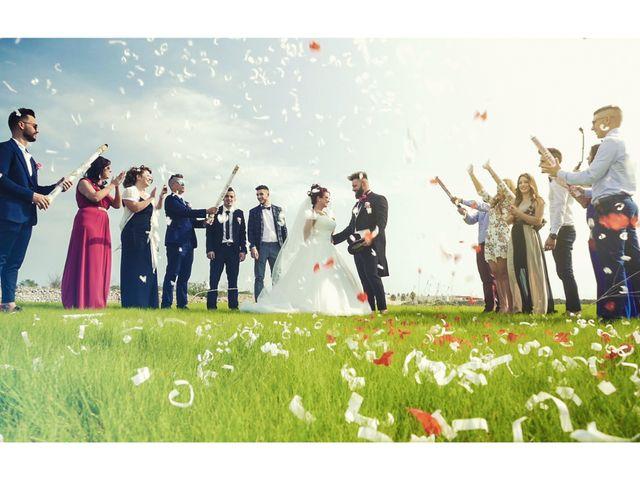 Il matrimonio di Giorgio e Angela a Ruffano, Lecce 46