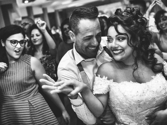 Il matrimonio di Giorgio e Angela a Ruffano, Lecce 51