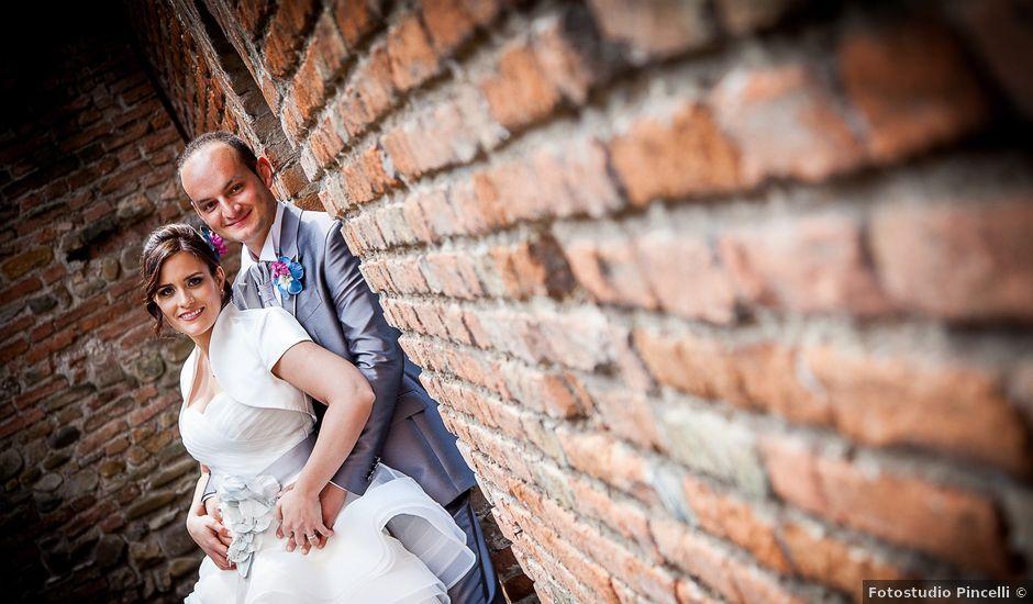 Il matrimonio di Davide e Elena a Casalgrande, Reggio Emilia