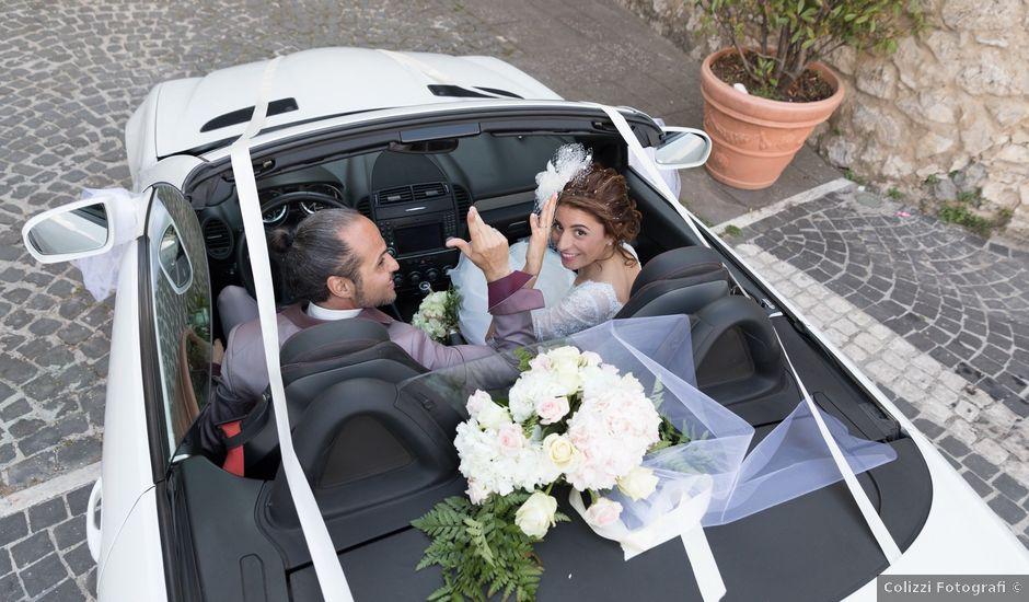 Il matrimonio di Marco e Marianna a Frosinone, Frosinone