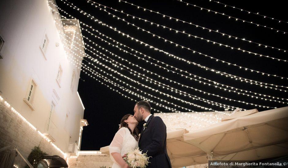 Il matrimonio di Onofrio e Alessandra a Polignano a Mare, Bari