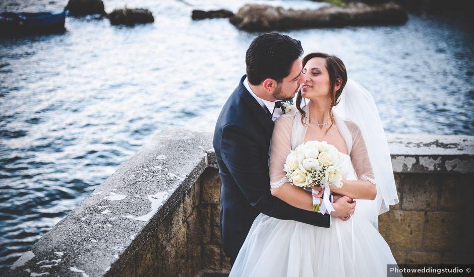 Il matrimonio di Claudio e Valentina a Napoli, Napoli