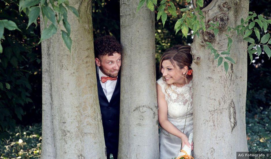 Il matrimonio di Angelo e Flavia a Brescia, Brescia