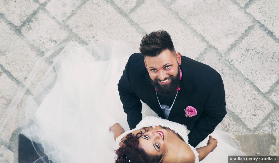 Il matrimonio di Giorgio e Angela a Ruffano, Lecce