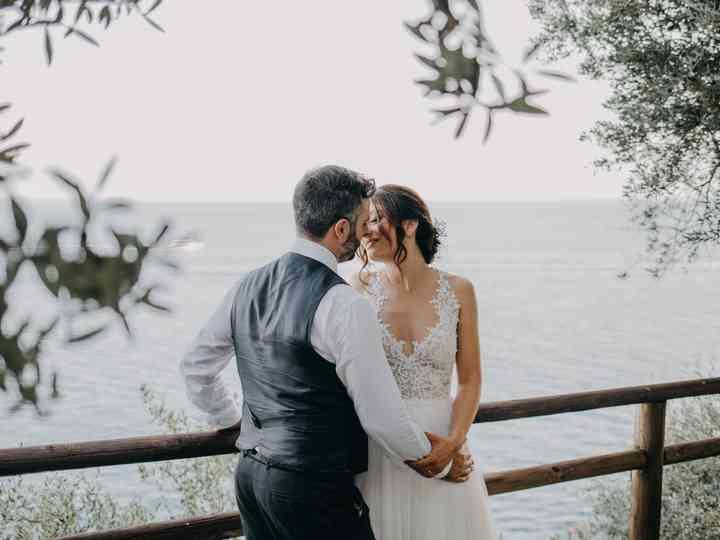 le nozze di Consiglia e Marco