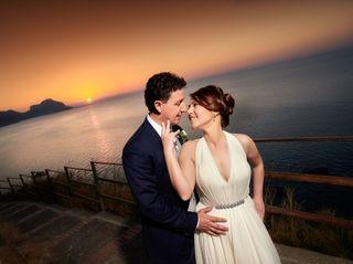 Le nozze di Tanya e Francesco