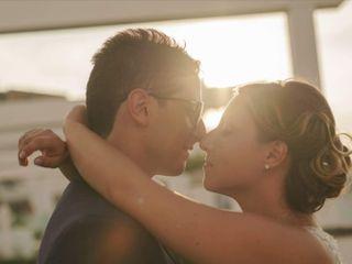 Le nozze di Daniela e Fabiano