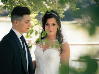 Le nozze di Asia e Bryan